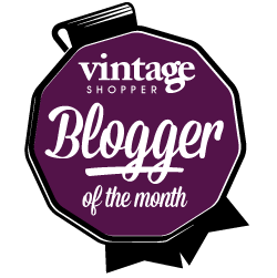 Vintage Blogger of the Month