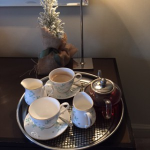 Newby Tea at The Bingham, Richmond