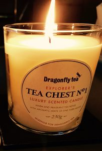 My Tea Chest Number 1 Candle
