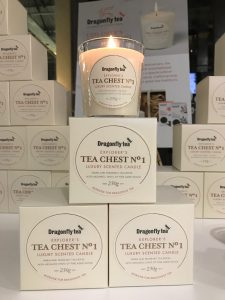 Tea Chest Number 1 Candle