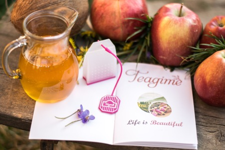 Tasty teas from Teagime