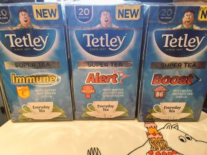 Tetley's Superteas