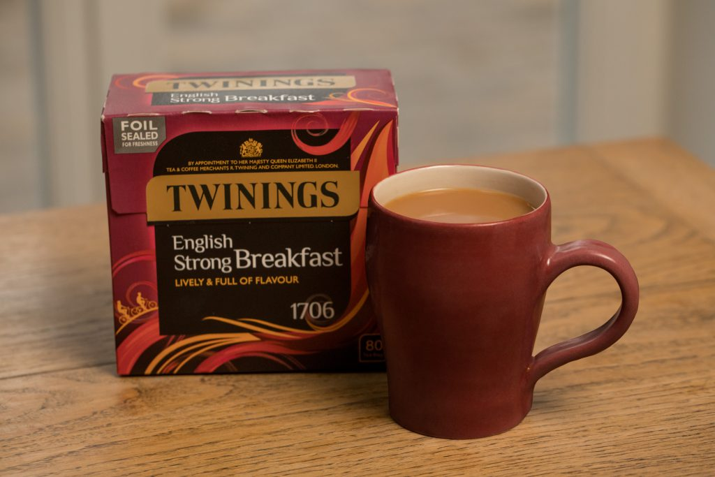 Strong English Breakfast from Twinings
