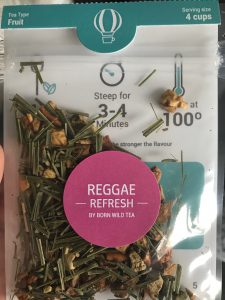 Reggae Refresh Tea