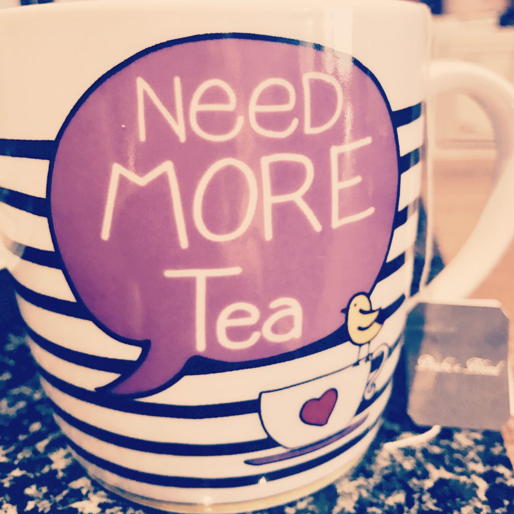 Need More Tea
