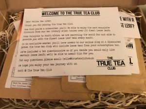 Join the True Tea Club