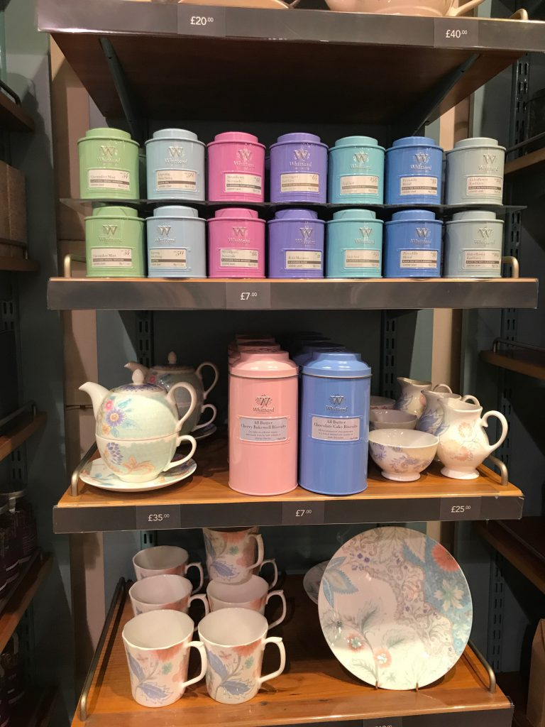 Whittard Tea Gift Selection
