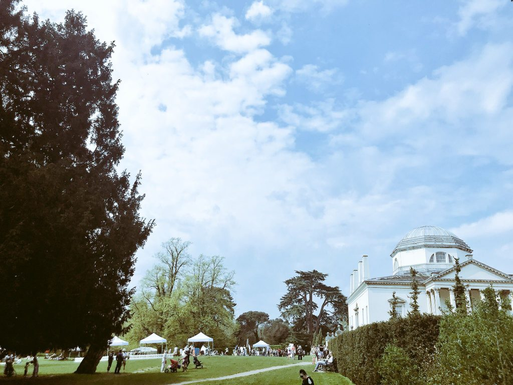 Fest-Tea-Val at Chiswick House and Gardens