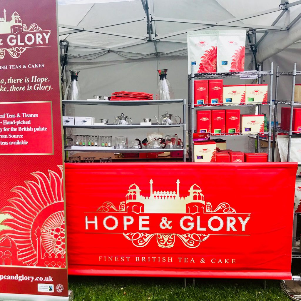Hope and Glory at Fest-Tea-Val